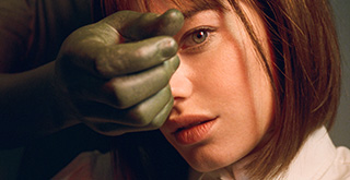 camille rowe x glamour - thumb